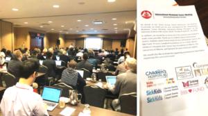 international rhabdoid tumor meeting 2018
