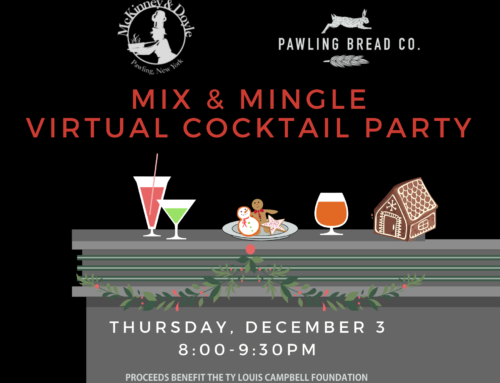 Mix and Mingle Virtual Holiday Mixer