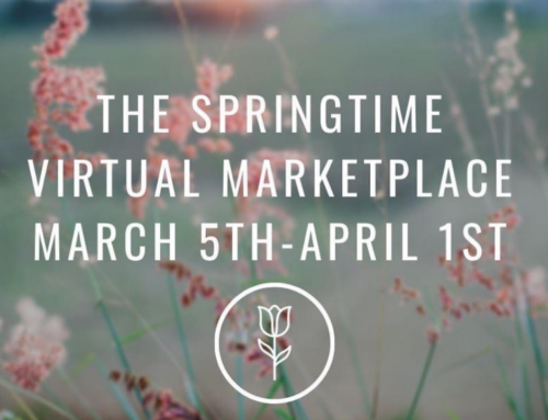 Springtime Virtual Marketplace