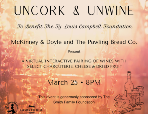 Uncork & Unwine with TLC